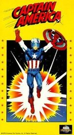 Captain America 1979 poster