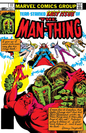 Man-Thing Vol 2 11