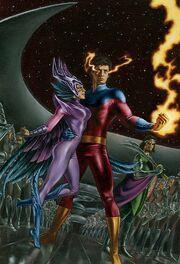 Uncanny X-Men Vol 1 483 Textless