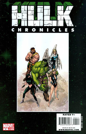Hulk Chronicles WWH Vol 1 4