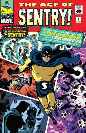 The Age of the Sentry Vol 1 1
