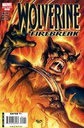 Wolverine Firebreak Vol 1 1