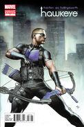 Hawkeye Vol 4 1 Adi Granov Variant