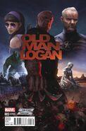 Old Man Logan Vol 2 5 Story Thus Far Variant