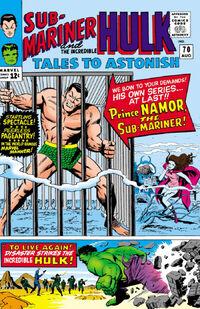 Tales to Astonish Vol 1 70
