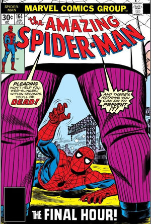 Amazing Spider-Man Vol 1 164