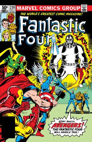 Fantastic Four Vol 1 230