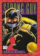 Guido Carosella (Earth-616) from X-Men Trading Cards 1993 Set 0001