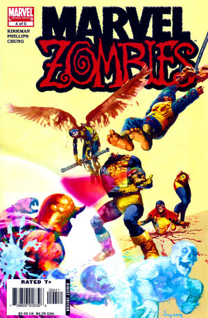Marvel Zombies Vol 1 4