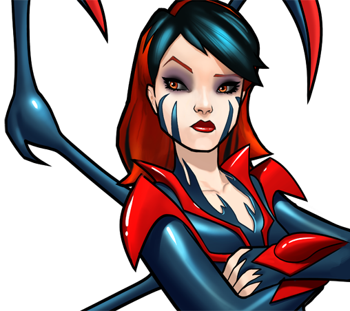 Black Widow S Symbiote Earth Trn562 Marvel Database