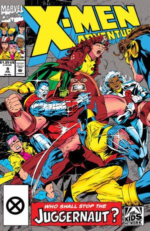 X-Men Adventures Vol 1 9