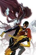 X-Men First Class Vol 1 4 Textless