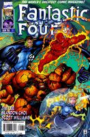 Fantastic Four Vol 2 1