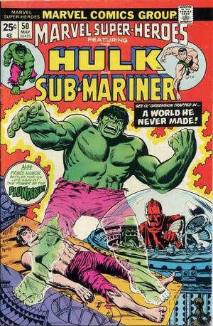 Marvel Super-Heroes Vol 1 50