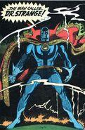 Stephen Strange (Earth-616) third costume from Doctor Strange Vol 1 177