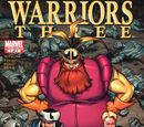 Warriors Three Vol 1 1