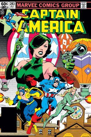 Captain America Vol 1 283