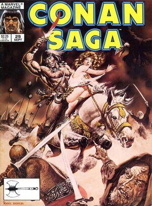 Conan Saga Vol 1 29
