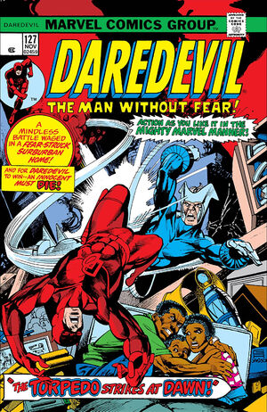 Daredevil Vol 1 127