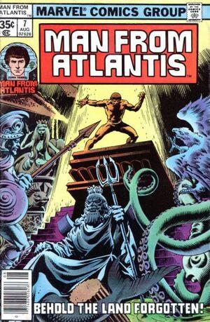 Man From Atlantis Vol 1 7