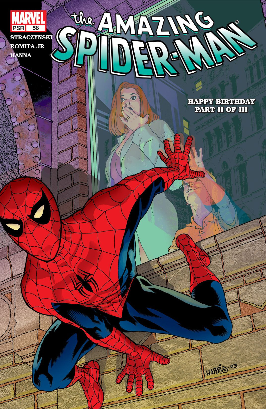 Amazing Spider-Man Vol 2 58