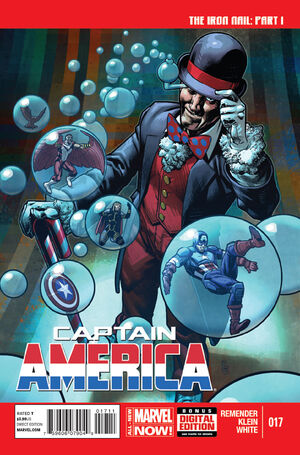Captain America Vol 7 17