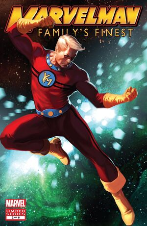 Marvelman Family's Finest Vol 1 2