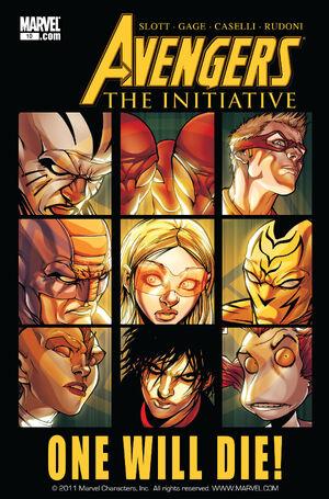 Avengers The Initiative Vol 1 10