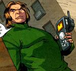 Mad Thinker (Earth-9411) from Spectacular Spider-Man (UK) Vol 1 143 0001