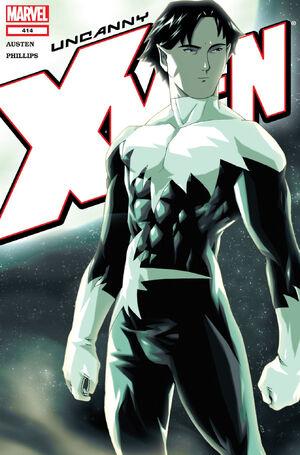 Uncanny X-Men Vol 1 414