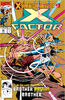 X-Factor Vol 1 60 2nd Printing Gold Variant