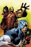 Avengers Vol 1 501 Textless