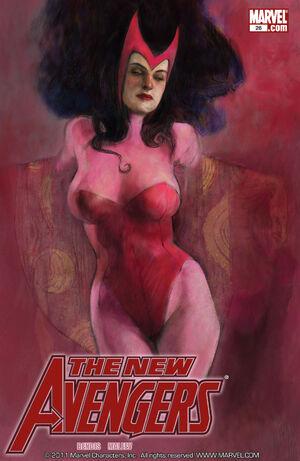 New Avengers Vol 1 26