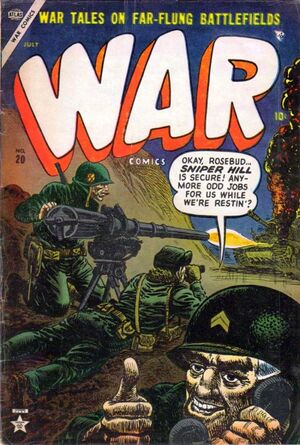 War Comics Vol 1 20