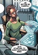 Cecilia Reyes (Earth-616) from Nightcrawler Vol 4 1