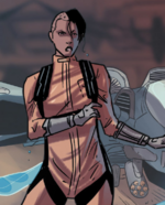 Joanna Cargill (Earth-616) from All-New Inhumans Vol 1 1 002