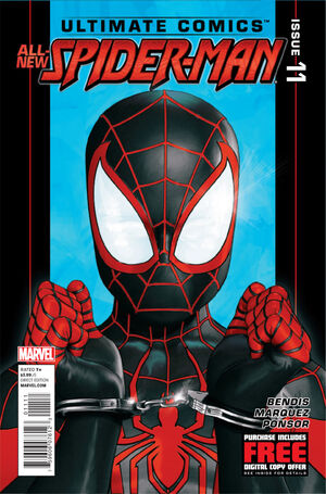 Ultimate Comics Spider-Man Vol 1 11