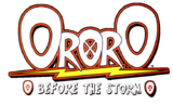 Ororo Before the Storm logo