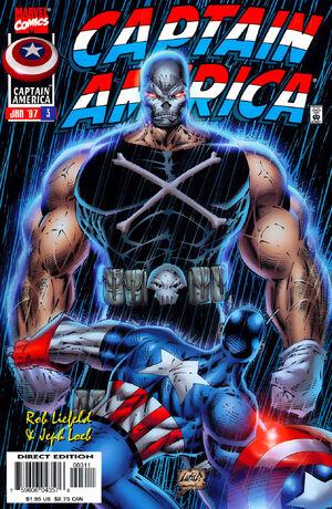 Captain America Vol 2 3