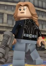 Sharon Carter (Earth-13122) from LEGO Marvel's Avengers 0001