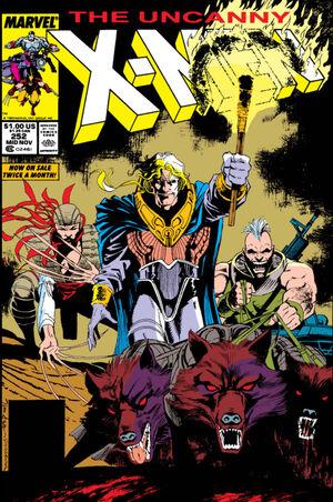 Uncanny X-Men Vol 1 252