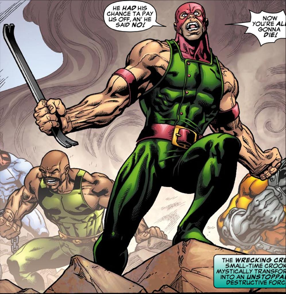 Wrecker | Marvel: War of Heroes Wiki | Fandom powered by Wikia