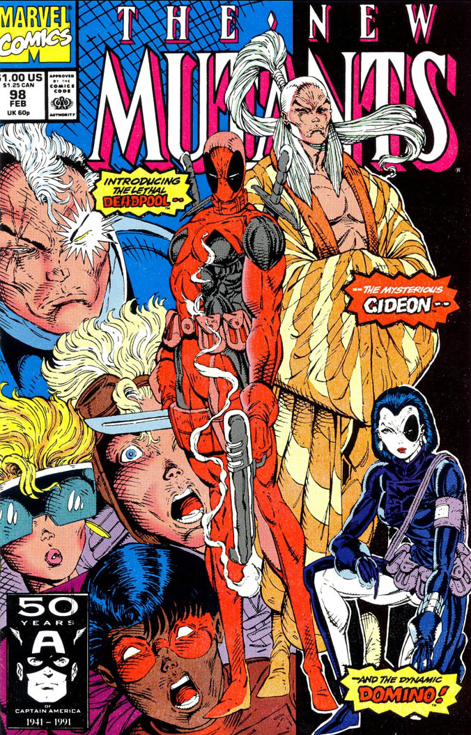 Book Cover Artist Jobs : New mutants vol marvel database fandom powered by