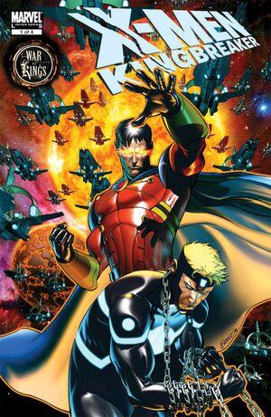 X-Men Kingbreaker Vol 1 1