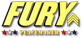 Fury Peacemaker logo