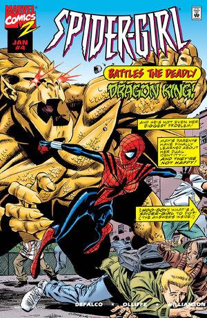 Spider-Girl Vol 1 4