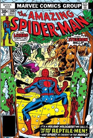 Amazing Spider-Man Vol 1 166