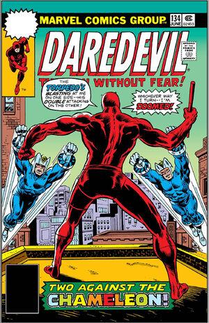 Daredevil Vol 1 134