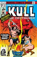 Kull the Destroyer Vol 1 24