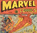 Marvel Mystery Comics Vol 1 36